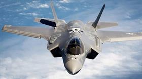 F-35 motor bakımında Türkiye'ye görev