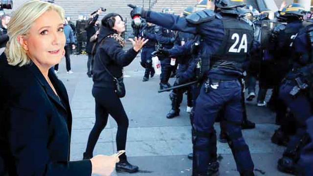 Le Pen taktik değiştirdi