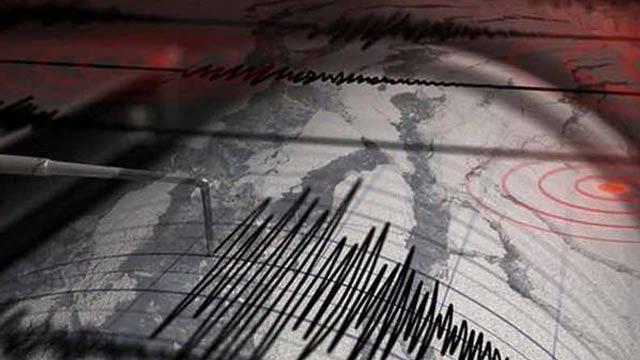 Filipinler'de 6,8 büyüklüğünde deprem meydana geldi