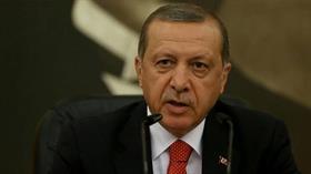 Cumhurbaşkanı Erdoğan: Biz endişeyle yaşayacağımıza, onlar korkuyla yaşasınlar