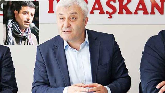 Demirtaş'ı ziyaret eden Tuncay Özkan: Adalet, özgürlük, barış için müthiş düşünceleri var