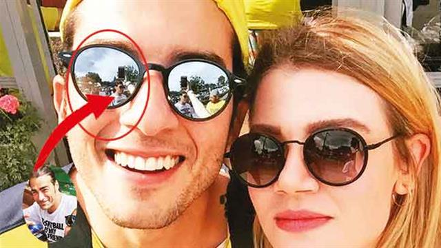 Sarp Levendoğlu, Derya Şensoy aşkı belgelendi