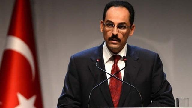 Cumhurbaşkanlığı Sözcüsü Kalın'dan kritik Katar açıklaması: Oyuna gelmemek lazım!
