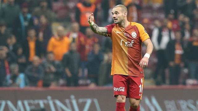 Wesley Sneijder için resmi açıklama