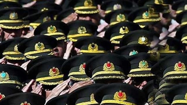 YAŞ öncesi FETÖ mağduru subaylara terfi imkanı
