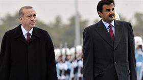 Katar'dan flaş Türkiye açıklaması: Bundan sonra bütün projelerimizi Türkiye ile yapacağız  .