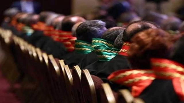 Hakimler ve Savcılar Kurulu, 154 idari yargı mensubunun görev yerini değiştirdi