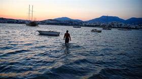 Bodrum'da 'öldü' sanılan balıkçı deniz güvenli diye karaya çıkmamış