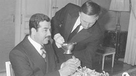 Saddam'a hizmet eden garson Putin çıktı