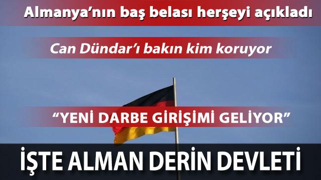 Almanya'daki derin devlet PKK