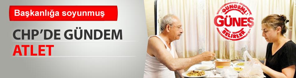 Kılıçdaroğlu'nu Atatürk de kurtaramadı
