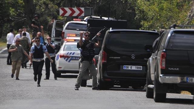 Kemal Kılıçdaroğlu'nun Artvin'deki konvoyuna saldıran terörist öldürüldü ile ilgili görsel sonucu