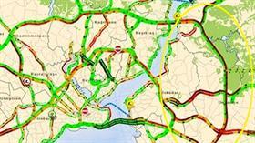 Fatih Sultan Mehmet Köprüsün'de başlayan çalışma trafiği felç etti