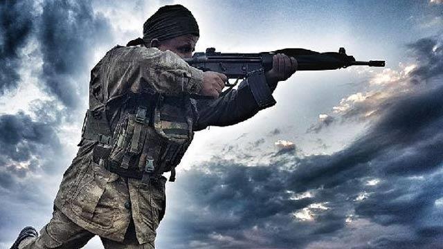 Diyarbakır'ın Silvan ilçesinde Uzman Çavuş Mehmet Kızılca'yı alçakça pusu kurup şehit ettiler! İşte o yiğit asker