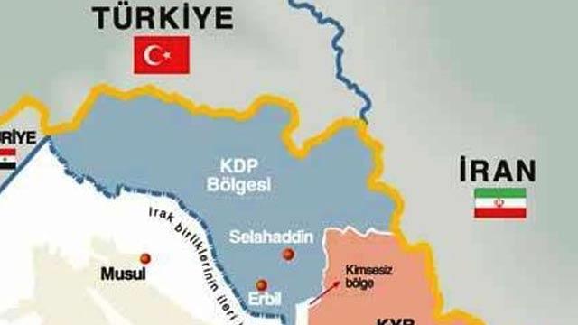 Irak, Türkiye ve İrandan sınır kapılarını kapatmasını talep etti
