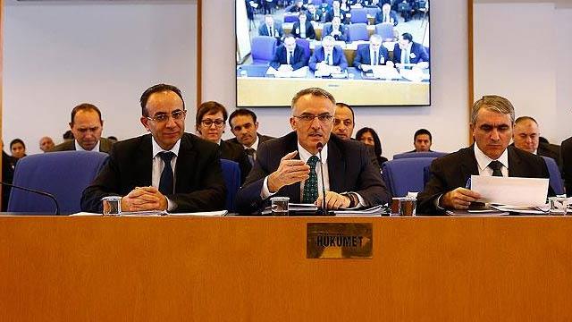 Maliye Bakanı Ağbal: Taşeronlarla ilgili düzenleme yıl sonuna kadar Meclise gelecek