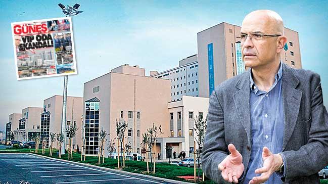 VIP oda skandalınajet soruşturma