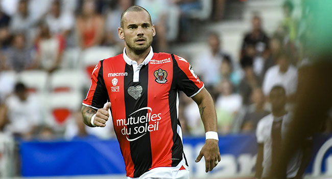 Sneijder sahalara geri dönüyor