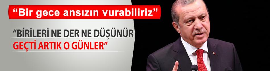Cumhurbaşkanı Erdoğan, 2023 Gençlik Şurasında Konuştu