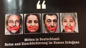 Der Spiegel'e göre Cumhurbaşkanı Erdoğan Alman ajanlarını susturdu