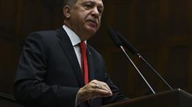 Cumhurbaşkanı Erdoğan'dan AB'ye 'Merkel' göndermesi