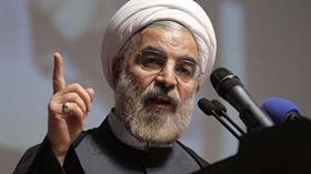 Ruhani, bölge ülkelerinden 'İsrail'in tuzağına düşmemelerini' istedi