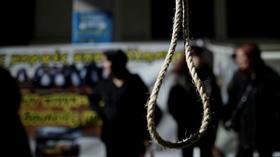 Yunanistan'da işler daha da kötüye gidiyor! 'Kemer sıkma' karşıtı gösteri düzenlendi