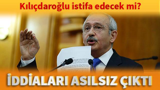 Kılıçdaroğlu'nun iddiaları asılsız çıktı!