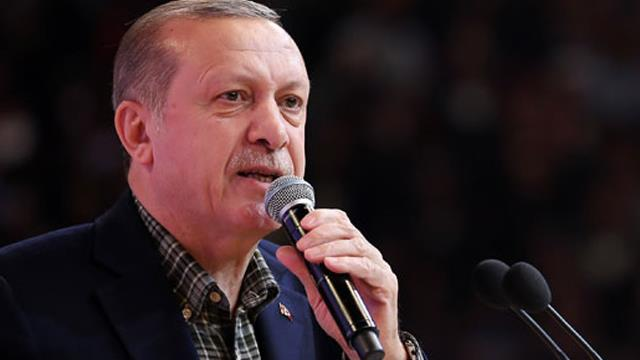 Cumhurbaşkanı Erdoğan'dan ABD'ye tarihi cevap
