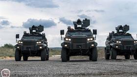 Türkiye'nin zırhlı muharebe araçları Ejder Yalçın ve Cobra II,  Slovakya'da katıldığı testlerde, rakiplerine fark attı