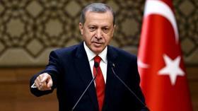 Cumhurbaşkanı Erdoğan AK Parti grup toplantısında ABD'ye Afrin uyarısında bulundu