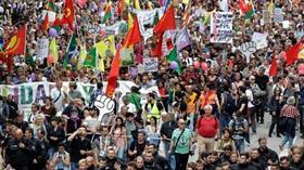 Almanya'da 2013 yılında 15 PKK'lıya soruşturma açılmışken geçen yıl bu sayı 130'a çıktı