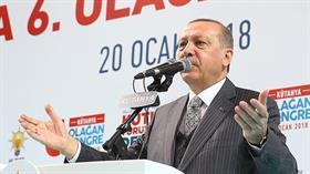 Cumhurbaşkanı Erdoğan'dan ABD'ye: Siz kimi kandırıyorsunuz!