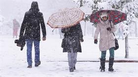 Meteoroloji uzmanı Prof. Dr. Orhan Şen, İstanbul için kar yağışı uyarısında bulundu