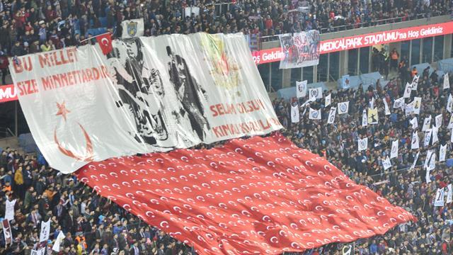 Trabzon'dan Afrin'e selam