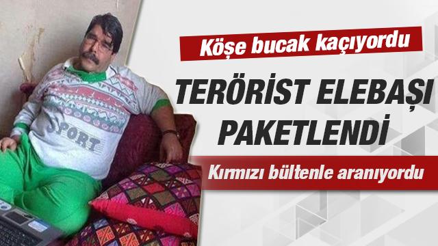 Terör örgütü PYD/PKK'nın elebaşı Salih Müslim yakalandı