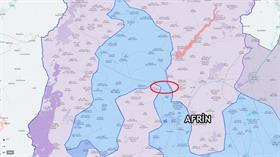 Ve Afrin'de kuşatma tamamlandı, birlikler kuzeyde buluştu