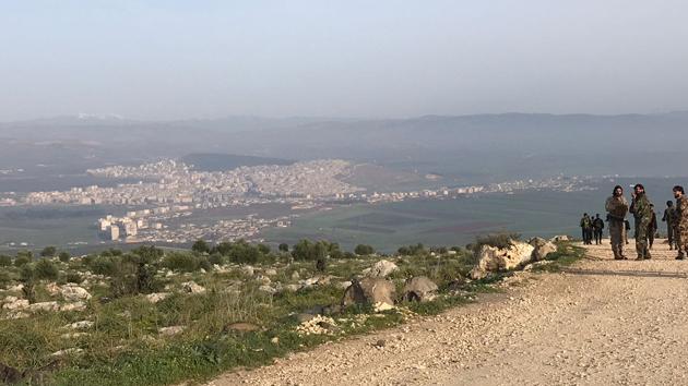 Kahraman Mehmetçiklerimiz ve ÖSO, Afrin kent merkezinde kontrolü sağladı
