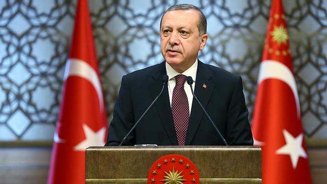 Cumhurbaşkanı Erdoğan: Afrin şehir merkezinde kontrol sağlandı
