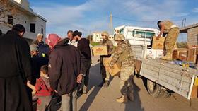 """Fransız haber ajansı AFP, bilerek """"TSK-ÖSO Afrin'i yağmalıyor"""" yalanını söylüyor"""