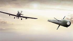 ABD uçağına yerli Cirit füzesi