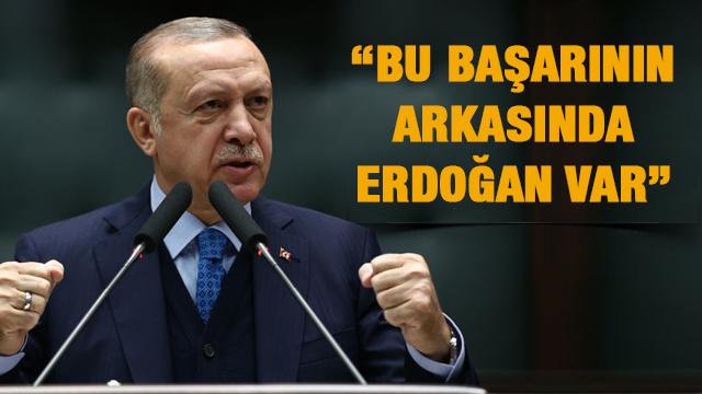 """""""Tütünle mücadeledeki başarının arkasında Erdoğan var"""""""