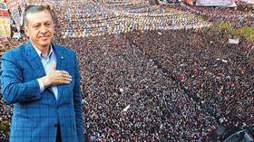 """Cumhurbaşkanı Erdoğan'ın """"miting"""" maratonuna İzmir'den startı verecek"""