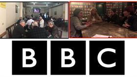İngiliz simsarlığı! BBC, AK Partili seçmeni küçük düşürücü molotofçu HDP'liyi öven bir haber yayınladı