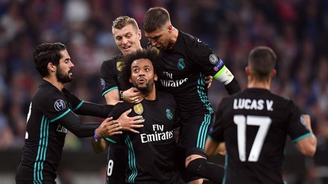 Madrid Bayern'e yine geçit vermedi
