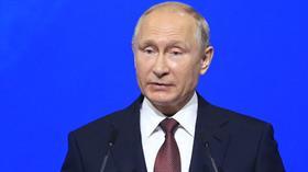 Putin: Sayın Erdoğan'a baskı araçlarını kullanarak sonuç elde etmek çok zor