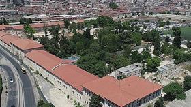 Tarihi Rami Kışlası, Türkiye'nin en büyük kütüphanesi olacak
