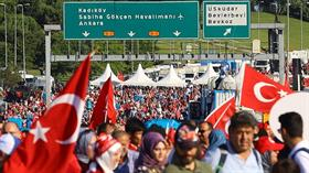 15 Temmuz Demokrasi ve Milli Birlik Günü Buluşması tam gaz devam ediyor