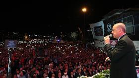 Başkan Erdoğan: Pensilvanya'daki melunun büyüttüğü ahtapotun kollarını kestik