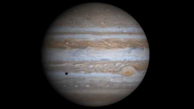 Jüpiterin yeni uyduları keşfedildi 19